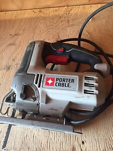 Porter cable jig saw