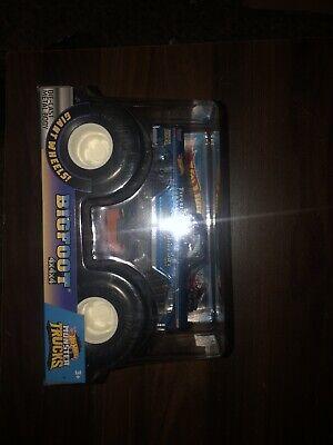 1/24th Hot Wheels Monster Trucks BIGFOOT 4x4x4 Truck NEW