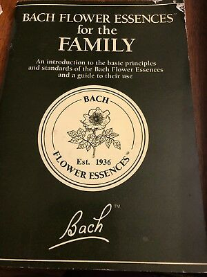 B002SDASYK Bach Flower Essences for the Family