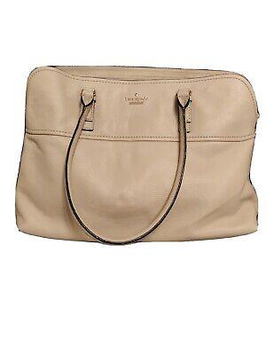 Kate Spade Jackson Street Marybeth Purse/Removable Laptop Bag