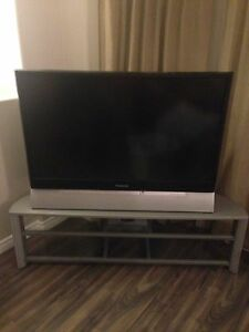 """TV with stand 60"""""""