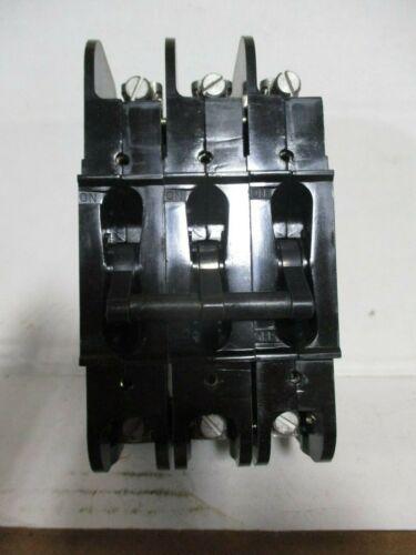 HEINEMANN CIRCUIT BREAKERS 100AMP CAT#CF3-G0-A SWITCH  240V #1112925B NIB