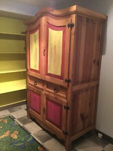 Armoire Mexicaine PIN