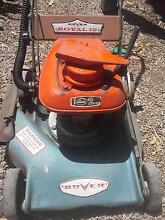 Vintage Rover 'Royal 19' Villiers Lawn Mower Blackwood Mitcham Area Preview