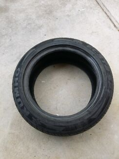 Barely used KUMHO TYRE 195/50R15  Underdale West Torrens Area Preview