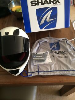Shark Race r Pro Carbon medium motorcycle helmet