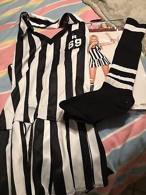 Referee Halloween Costume for Women