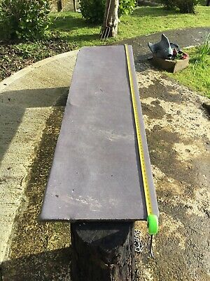 Blue Grey Welsh Slate Slab
