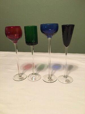 Home Essentials & Beyond  Wine/Shot Glass/Goblets 4 pcs
