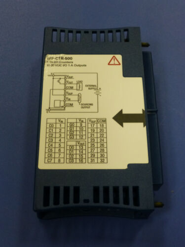 National Instruments cFP-CTR-500 8ch Counter Module, Compact FieldPoint