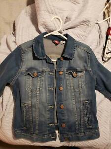 H&M womens divided denim jacket Epping Whittlesea Area Preview