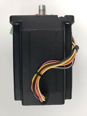 Anaheim Automation 34y214s-lw8 Servo Stepper Motor.7.0aphase.high Torque.nema34