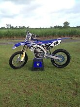 PRICE REDUCTION!!!!!  Excellent condition 2015 YZF450 Cairns Cairns City Preview