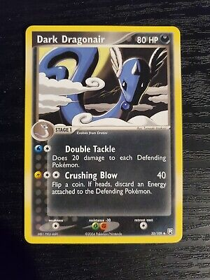 Dark Dragonair 32/109 EX Team Rocket Returns Non-Holo Pokemon Card NM