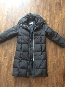 Calvin Klein feather down  coat