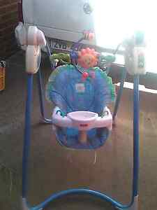 Baby swing Burwood East Whitehorse Area Preview