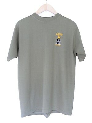 Royal Military Academy Sandhurst 25 Pl Burma Coy T-Shirt L British Army Officer