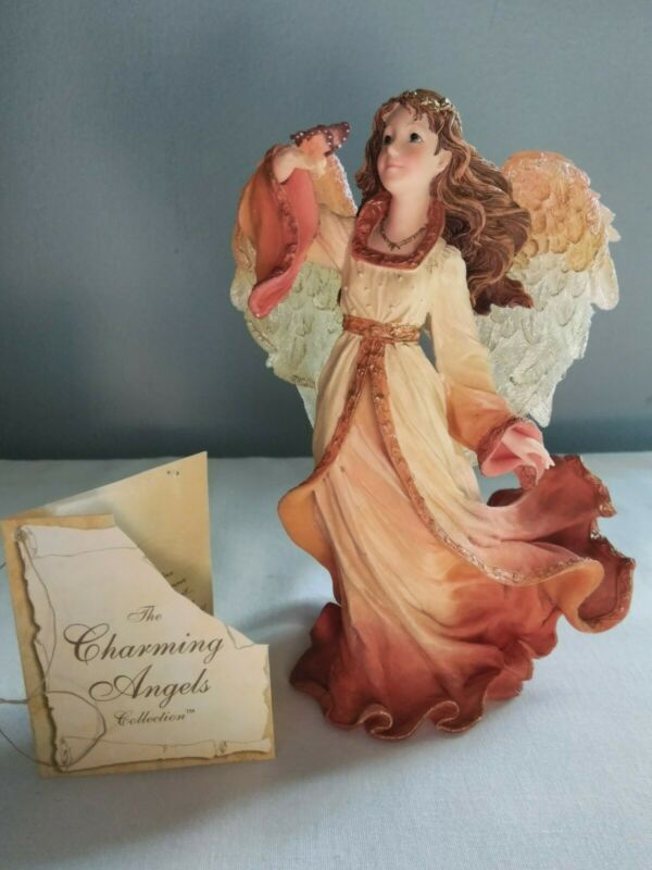 BOYDS Charming Angels Mariposa Guardian Of Tranquility #282300
