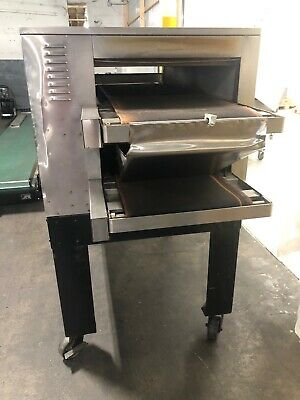 Ctx Pizza Oven Double Decker Electric Conveyor