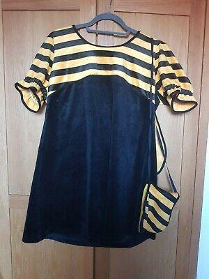 m mit integrierter Tasche (Größe M) (Bienen Kostüme)