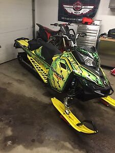 2015 Ski-Doo Summit T3 174