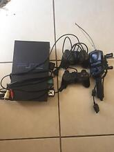 PlayStation 2 console and games Burleigh Waters Gold Coast South Preview