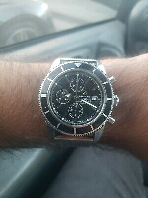 Breitling Superocean Heritage II 46 mm Chronograph A1331212/BF78/152A MSRP
