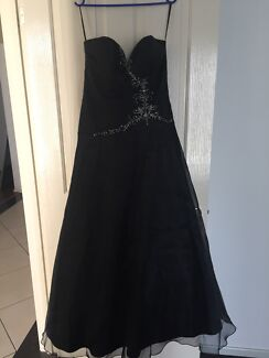 Evening dress adelaide education