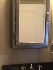 Restoration Hardware Pharmacy Wall-Mount Medicine Cabinet