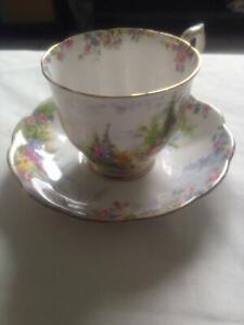 Royal Albert Kentish Rockery Cup and Saucer