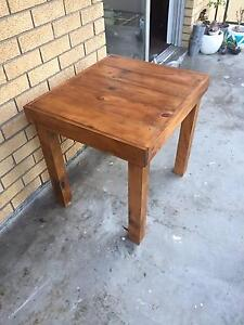 Small table - great for a balcony! North Bondi Eastern Suburbs Preview