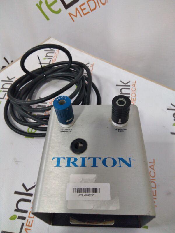Medtronic Triton 703002 Pneumatic Foot Control