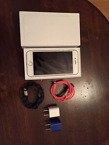 iPhone 6 64 gig white/silver