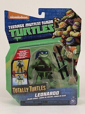 Teenage Mutant Ninja Turtles Colors (Teenage Mutant Ninja Turtles Leonardo Color Change Totally Turtles TMNT)