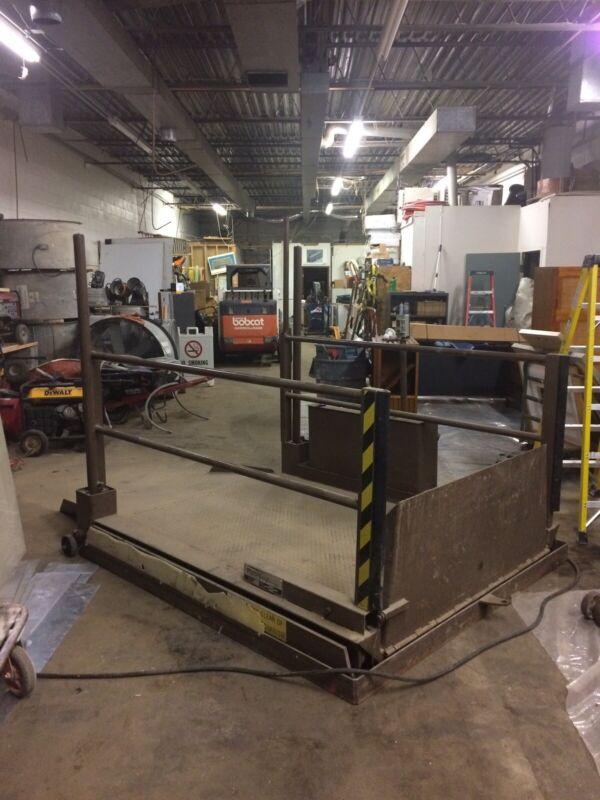 Autoquip Loading Dock 5000lbs