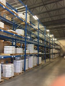 Pallet Racking: Inventory In-Stock!
