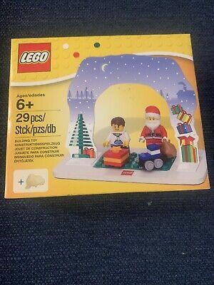 LEGO CHRISTMAS 2014 Santa Set 850939 - FACTORY SEALED - RETIRED