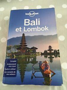 Lonely planet Bali et Lombok