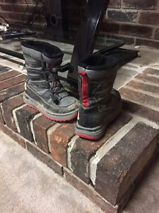 Size 1c boys winter boots