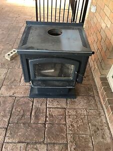 Wood Fire Heater Sunbury Hume Area Preview