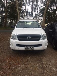 2009 Toyota Hilux Workmate Crafers West Adelaide Hills Preview