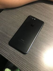 iPhone 7 Plus 128GB - Matte Black (Unlocked)