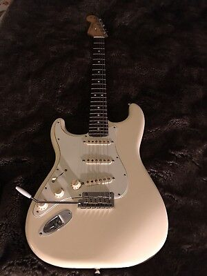 2016 Fender Stratocaster USA Lefty
