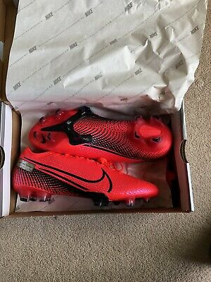 Nike Mercurial vapor 13 Elite fg Uk 8.5 Pink