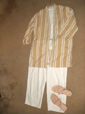 EILEEN FISHER NWT Reed Kimono jacket. Petite Large. Reg. $198. Stunning!
