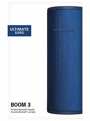 Ultimate Ears BOOM 3 Altavoz Bluetooth Azul Lagoon..-
