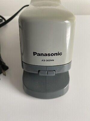 Panasonic As-302nn Electric Stapler Desk Top Stapler 20 Sheet Works Tested
