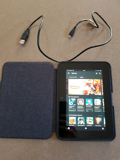 Kindle Fire 2007