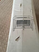 Brand New Baby Porta-Cot Clear Island Waters Gold Coast City Preview