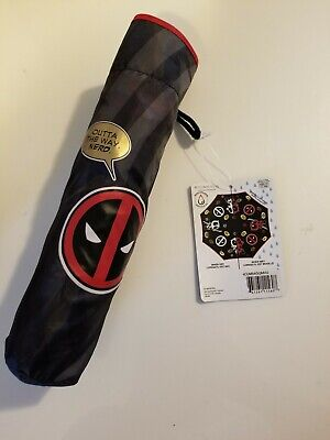 Marvel Deadpool, Color Changing Umbrella, Official Merchandise, bioworld, New !